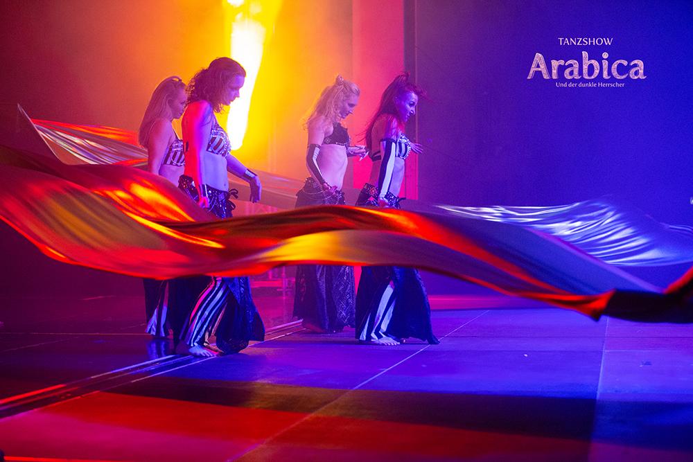 Tanzshow Arabica